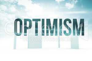 Optimism against opening doors in sky
