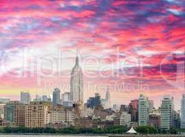 Midtown Manhattan skyline, New York