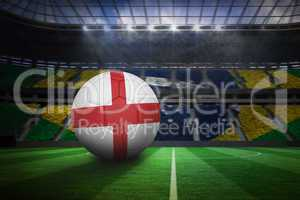 Football in england colours