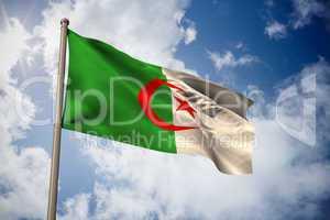 Algeria national flag