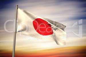 Japan national flag