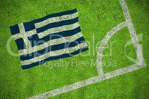 Greece national flag