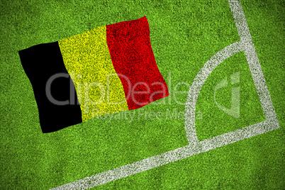 Belgium national flag