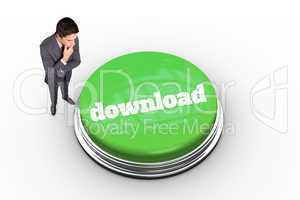 Download against white background with vignette