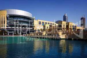 Dubai Mal Vereinigte Arabische Emirate