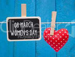 Womens Day - March 08