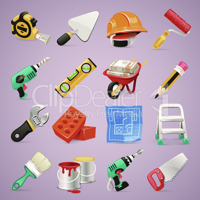 Construction Icons Set1.1