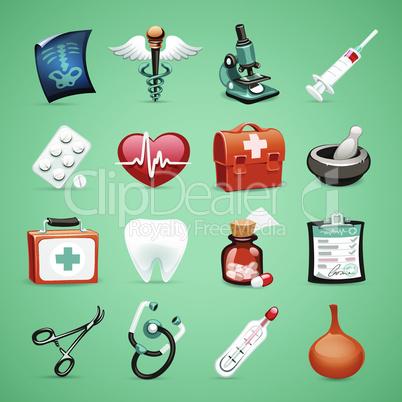 Medical Icons Set1.1