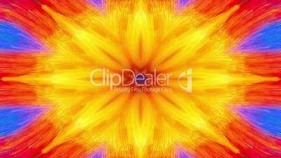 Kaleidoscope multicolor