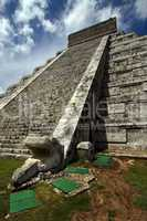 chichen itza the castle