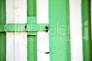 green  metal rusty      morocco in