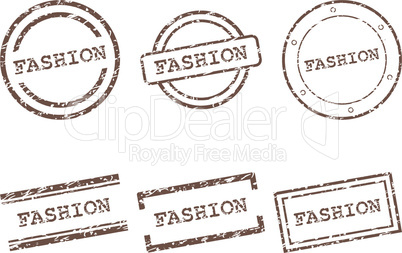 Fashion Stempel