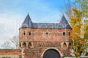 Stadttor Festung Zons
