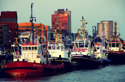 Hamburg ships