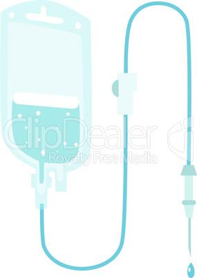 Medical medicine dropper