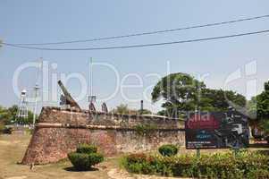 unesco heritage fort cornwallis