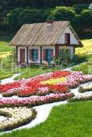 Fairytale cottage (Kiev, Ukraine, the Singing Field)