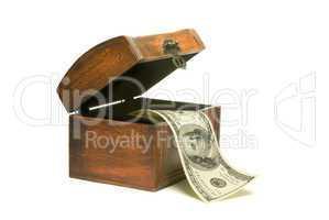 Protect money!