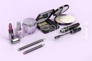 Makeup and cosmetic products
