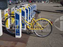 ToBike cycle hire