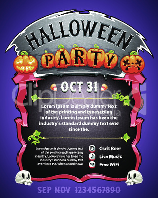 halloween_party_poster