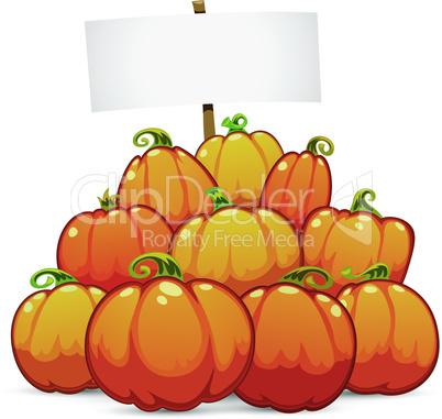 A Heap of Halloween Pumpkins
