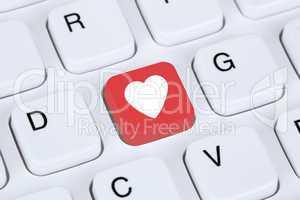 Partner und Liebe im Internet online Dating Partnervermittlung a