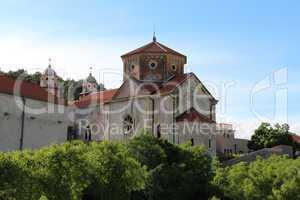 Orthodox church in Scradin, Croatia.