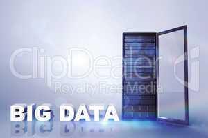 Composite image of big data