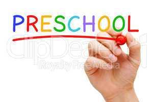 Preschool Concept
