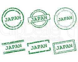 Japan Stempel