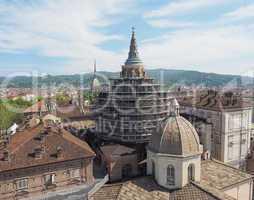 Holy Shroud chapel in Turin