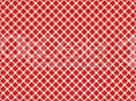 Tischdeckenmuster rot weiß