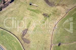 Felder, Wiesen und Weiden