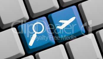 Flüge online suchen und finden