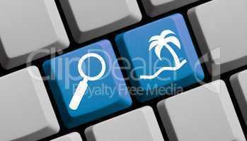 Urlaub online suchen und finden