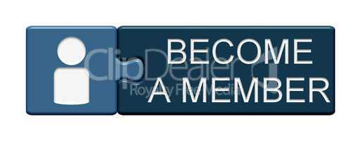 Puzzle Button - Become a member