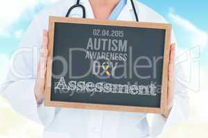 Assessment against blue sky