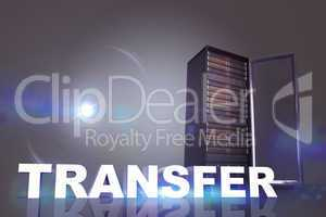 Composite image of transfer