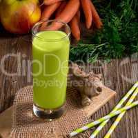 Freshly squeezed celery  juice