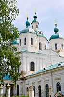 Cathedral of the Savior in Yelabuga