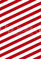 Gestreifter Hintergrund hochkant: rot weiß