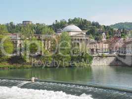 River Po Turin