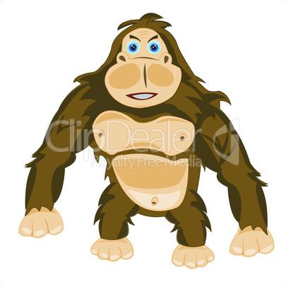 gorilla.eps