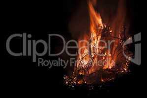 Alto Fire #2