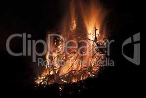 Alto Fire #6