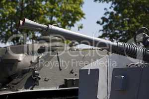 museum exhibits weapons in Kiev