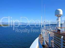 Cruise Ship View