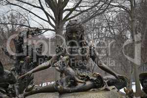 Alice in Central Park