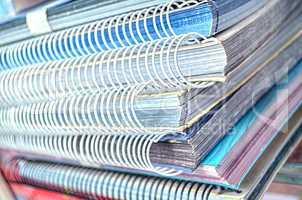 Art portfolio books
